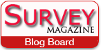 Survey Blog Board