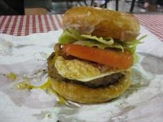 donut hamburger cne ex
