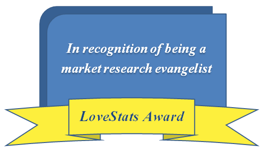 market research evangelist