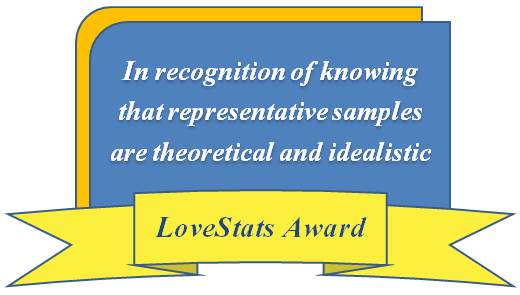 award representative sample