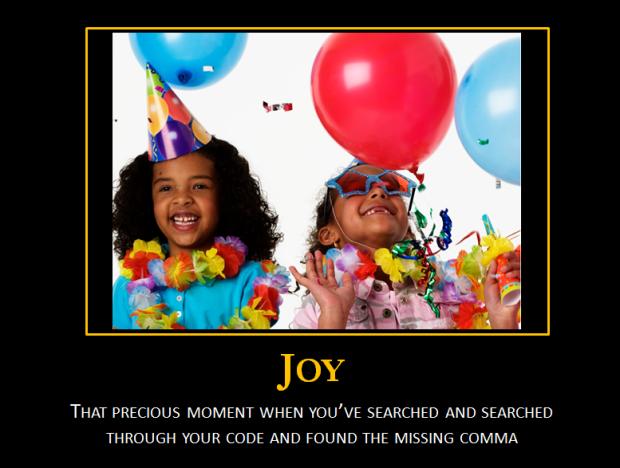 MARKET research joy