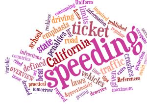 speeding surveys