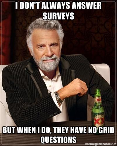 grid questions most important man meme