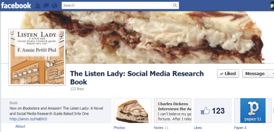 listen lady facebook page