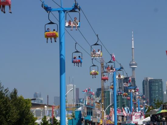 CNE 2012 CN Tower