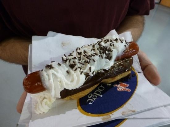 Hotdog Eclair 2012 CNE