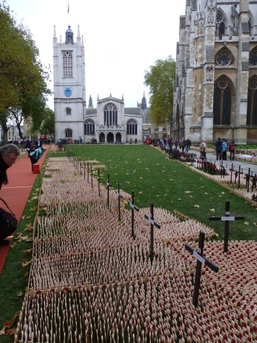 Remembrance Day Westminster Abbey