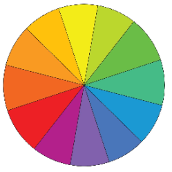 colorwheel simple