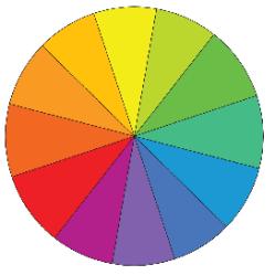 colorwheel simple