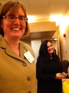 #Selfies after #Senate