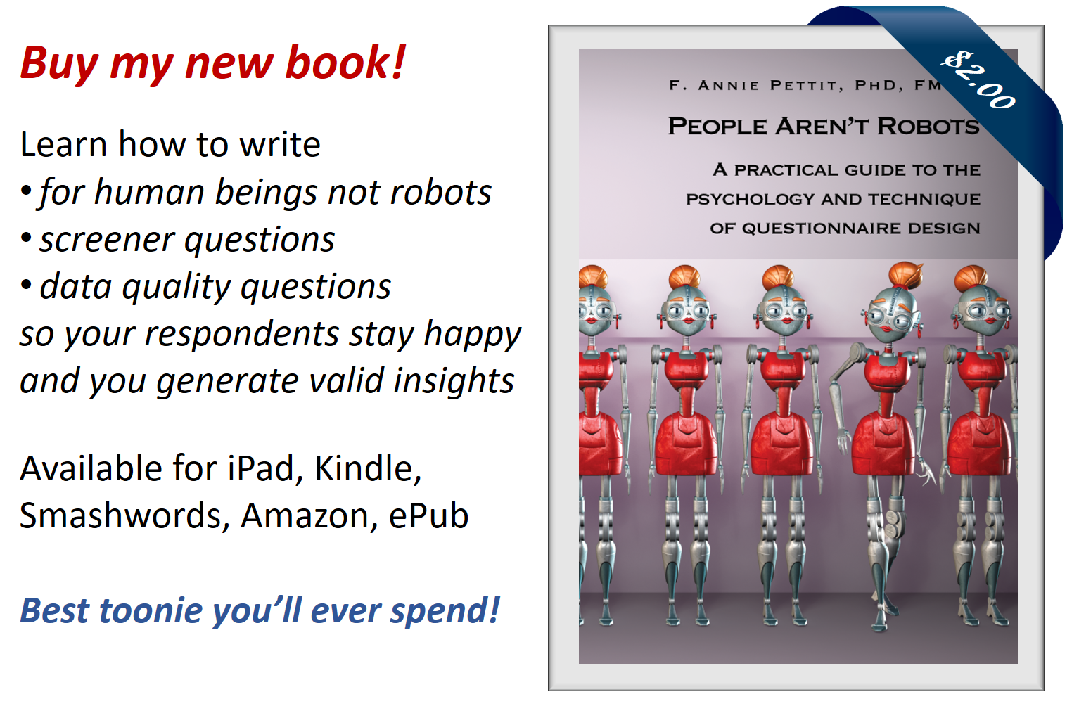 People aren\u0027t robots! | The LoveStats Blog