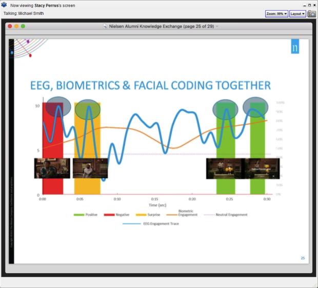eeg facial coding biometrics