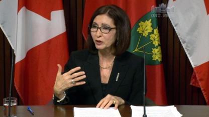 Ann Cavoukian, Privacy, Canada